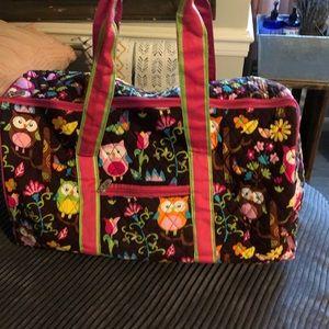 Owl Duffel Bag